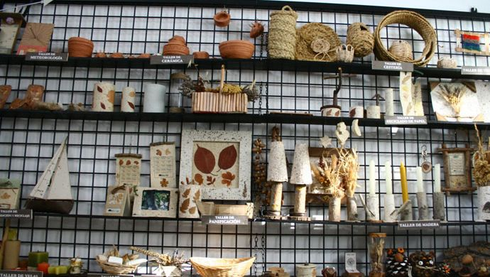 Craft workshops for children