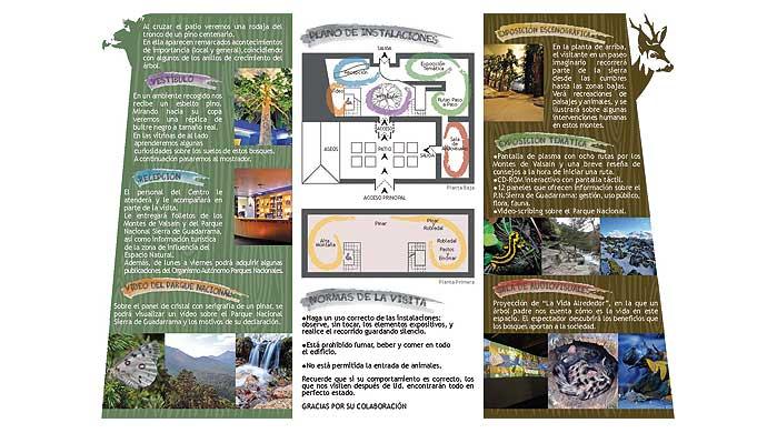 Panneau informatif Lutte Biologique à Aranjuez