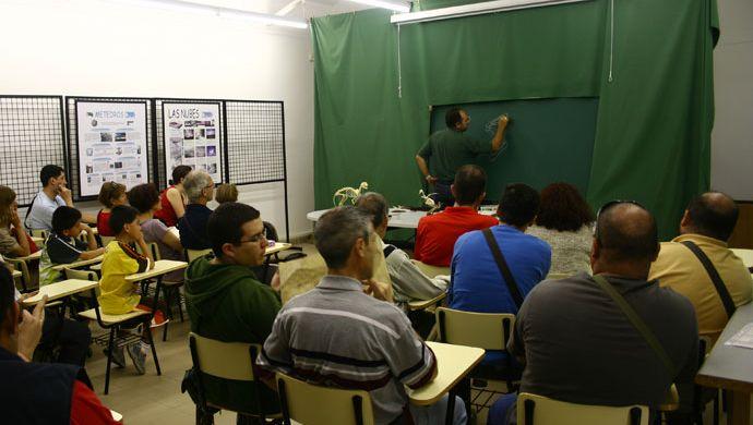 Curso de Ornitología (Ayuntamiento de San Sebastián de los Reyes)